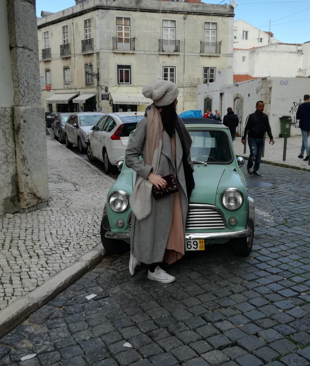 Lisboa, ¡qué bonita eres!