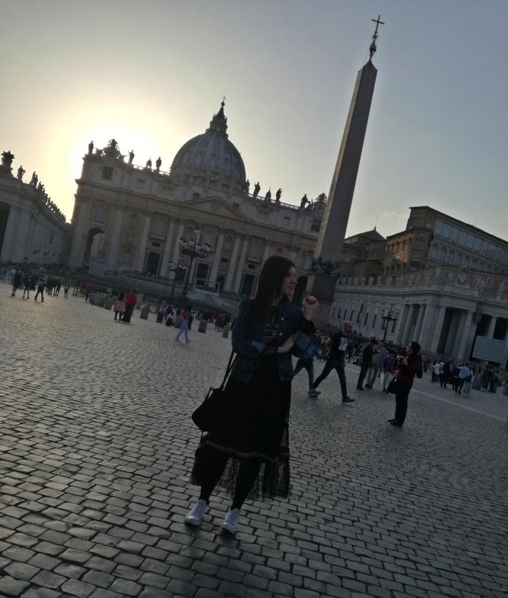 Roma: día 1